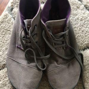 Toms mids-shoes
